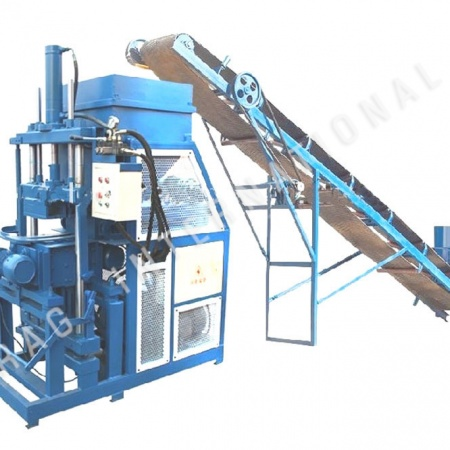Inter Locking Clay Brick Making Machine